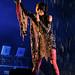 Yeah Yeah Yeahs Concert (Osheaga 2009 Montreal) - Karen Dancing In The Rain