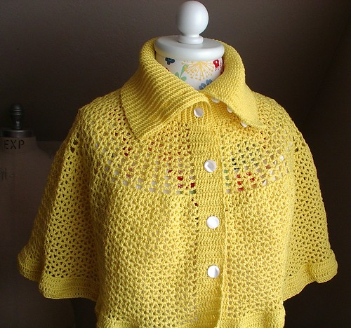 caplet finished buttons undone | by sunshine's creations