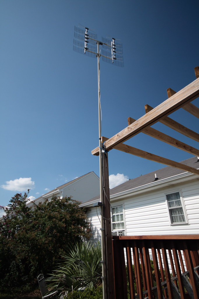 Digital Antenna Map >> Television antenna | Since childhood, I've been fascinated w… | Flickr