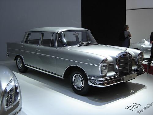 Iaa 2009 Mercedes Benz 300 Se 1963 Harry Nl Flickr