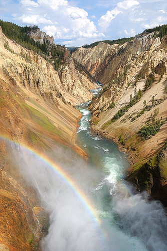 The Rainbow, The River, The Canyon.. | by Ferdero