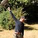 swinging & drying