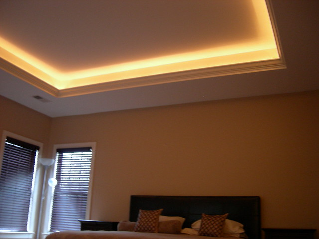 Lighted Tray Ceiling Flickr Photo Sharing
