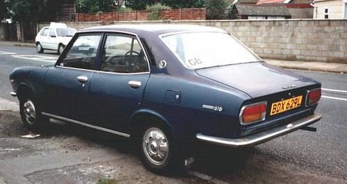 1973 Mazda 616 Spottedlaurel Flickr