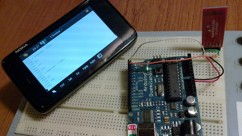 How to use Arduino for ESC control? - Stack Exchange