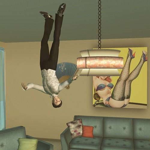 ... Dancing On The Ceiling | By Ran Garrigus