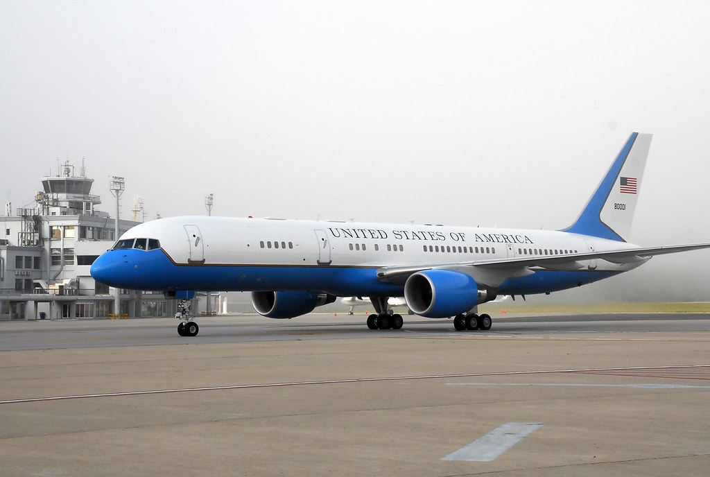 Dsc 0008 Secretary Clinton S Aircraft Is Quot Wheels Down