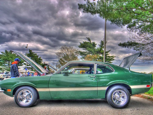 Ford Maverick Grabber | by doctah