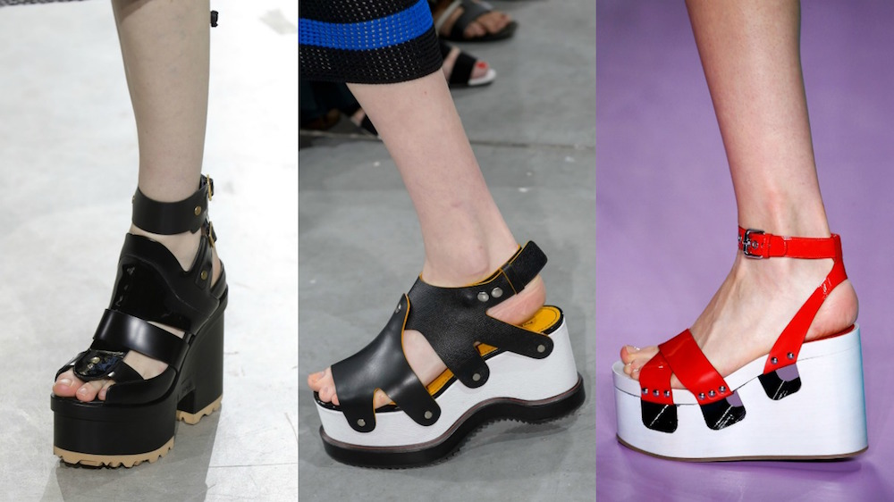 Shoes trends_spring summer 2017