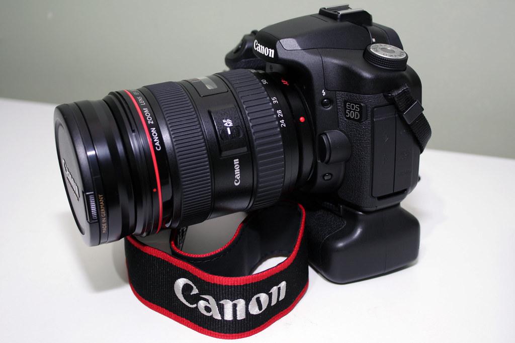 canon eos 50d canon eos 50d canon ef 24 70 2 8l bg e2n. Black Bedroom Furniture Sets. Home Design Ideas
