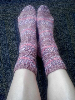 Finished another pair of socks | by PFluffernutter