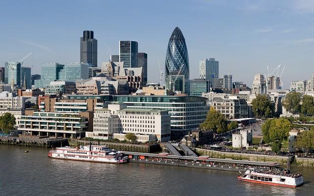 Skyline london england flickr photo sharing for Trodel mobel