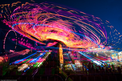 clark county fair light trails at night explore 88 aug