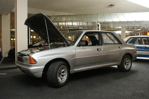 Peugeot 305 Rallye V6 Prototype 1981 Cette Version