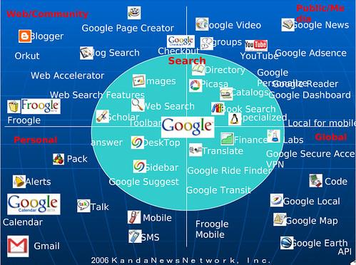 google positioning map   google positioning map   Flickr