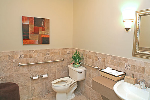 Dr Friedman Dental Office Bathroom Dr Friedman Dental