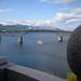 Champlain Memorial Lighthouse view of the Adirondacks