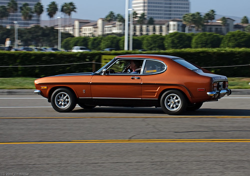 1973 Ford Capri 2600 Cars And Coffee Irvine Sep 19th