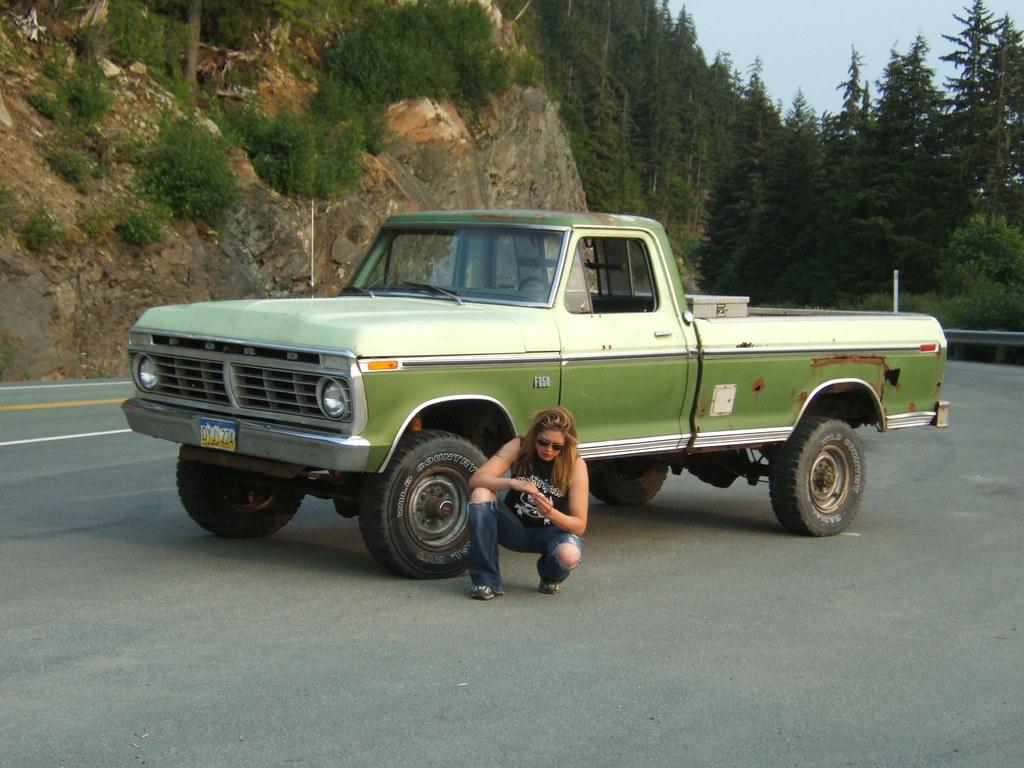 73 Ford Ranger F250 Highboy My Baby Annabelle Flickr