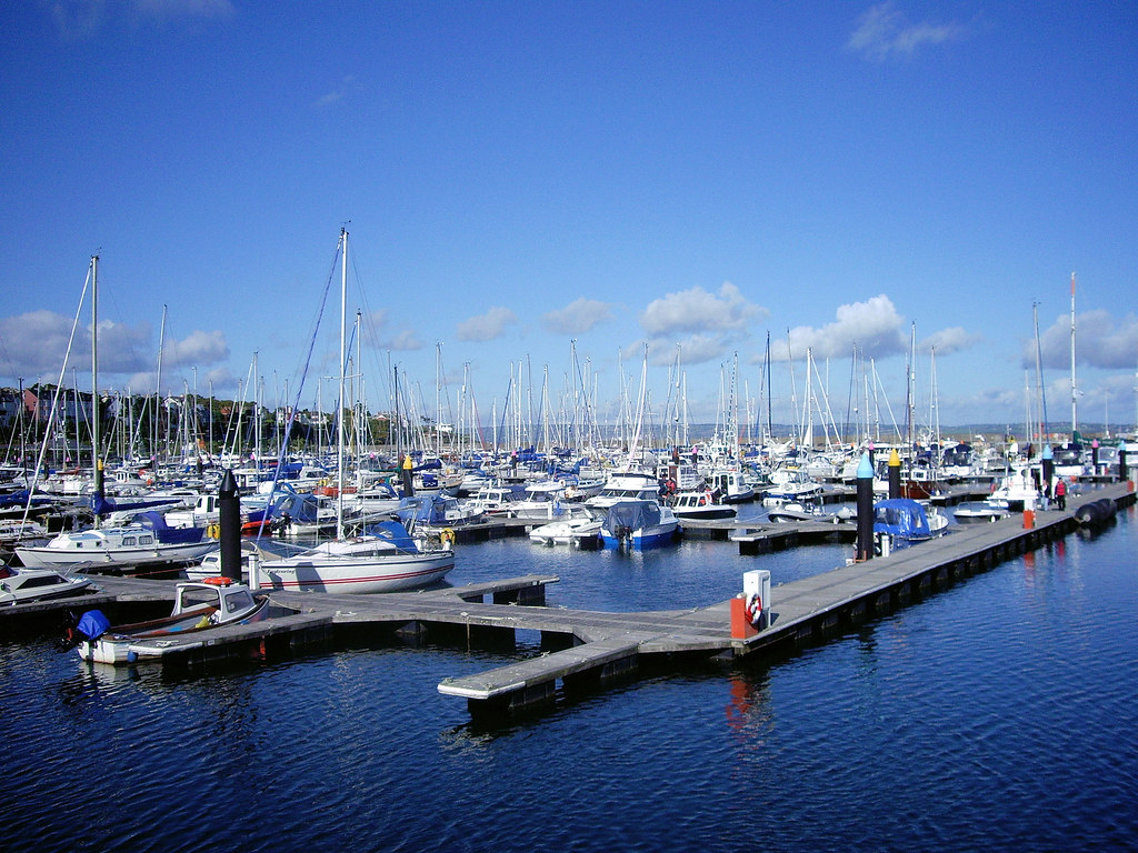 Bangor Harbour, County Down