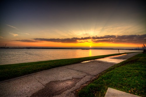 Fort McHenry Sunset | by apocathary