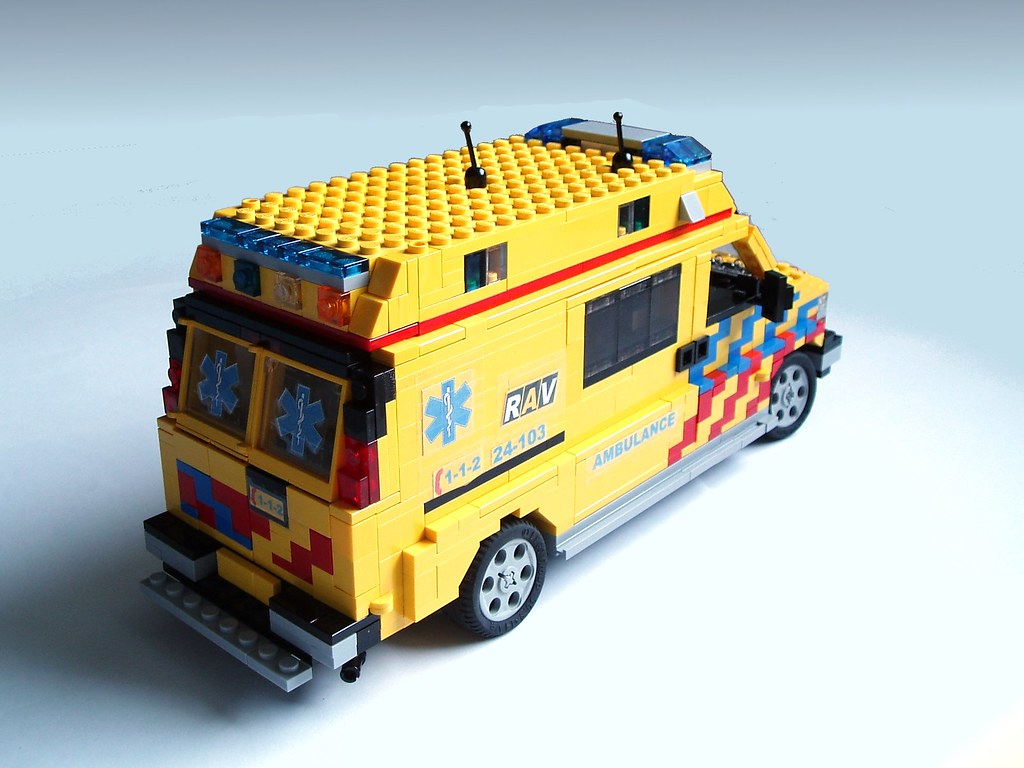 Dutch Ambulance 5 Lately I Ve Been Going Over My Older