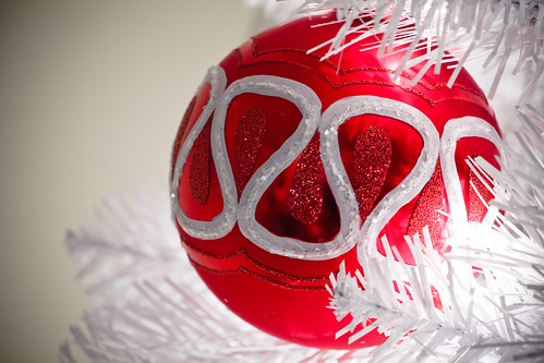 Day 346 a red and white christmas brian j matis flickr for Sfondi natale 3d