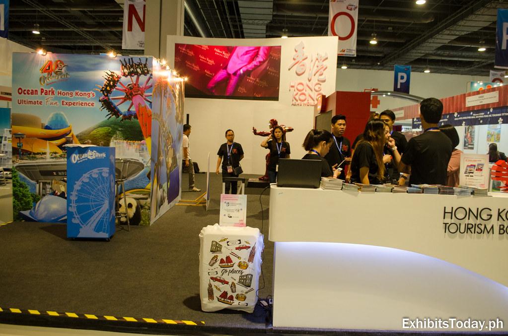 Hong Kong Exhibition Stand