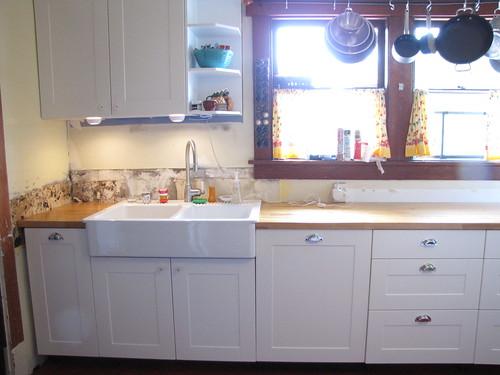 Knobs For Kitchens Iwth Blck Appliances