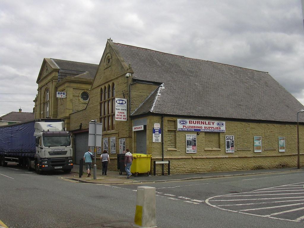 Burnley Plumbing Supplies\
