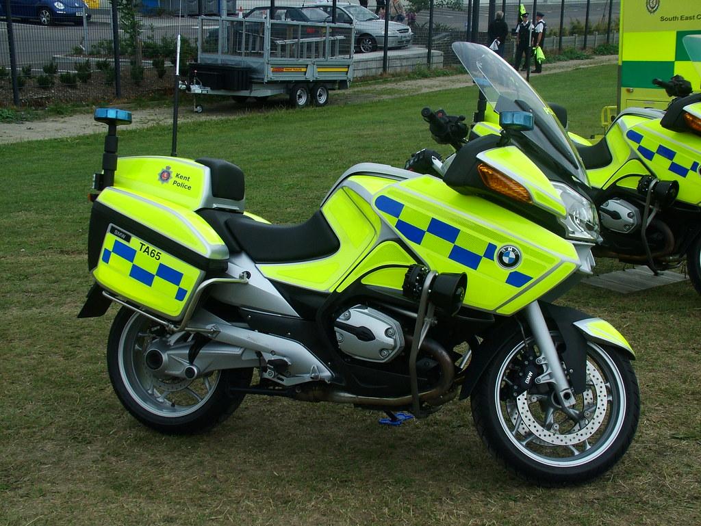 Bmw R1200rt P Kent Police Ta65 Bmw R1200rt P Kenjonbro Flickr