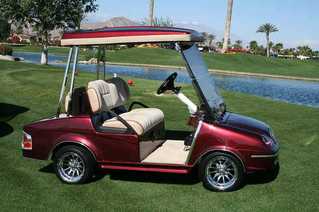 Mercedes benz golf cart call 760 775 5509 flickr for How much is the mercedes benz golf cart