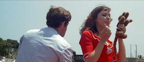 Pierrot le fou, 1965 | by the vamoose