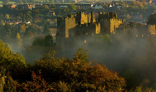 Ludlow Castle | by orrellsphoto