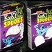 Sathers - Kooky Spooks bubble-gum flavored candy box - 1990's or early 2000's