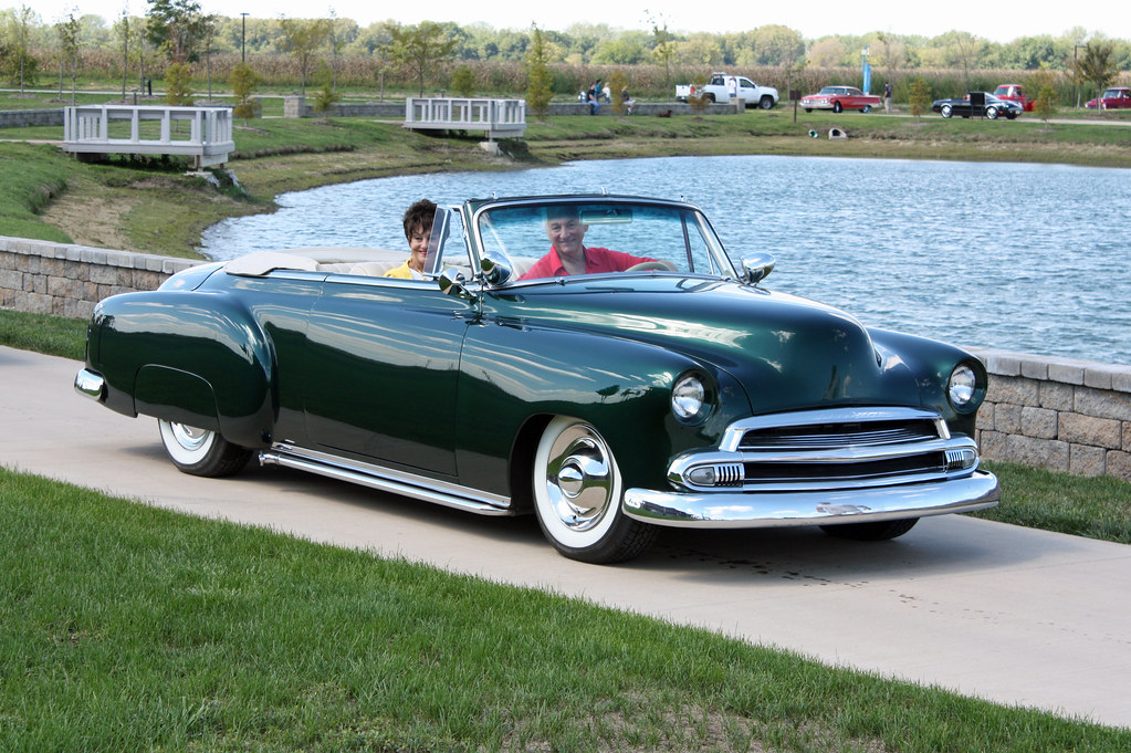 1951 Chevy Deluxe Convertible