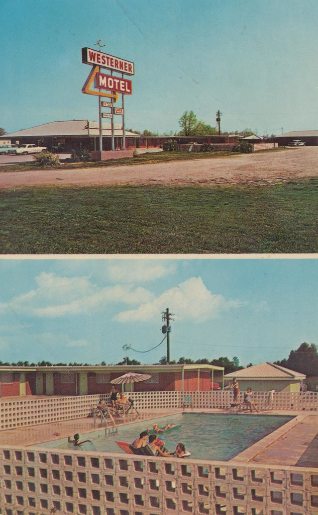 Westerner Motel & Restaurant - Port Allen, Louisiana