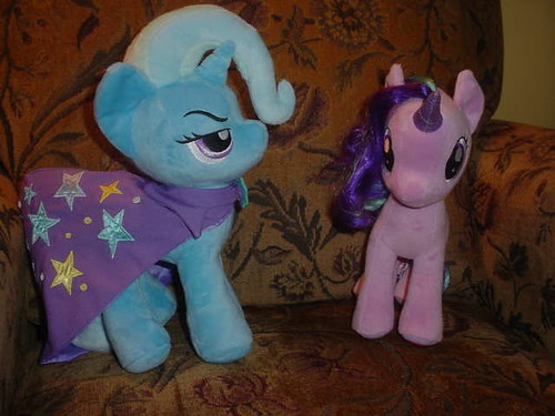 Trixie and GlimGlam