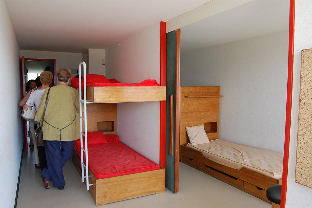 Unite D Habitation At Firminy Vert Le Corbusier 1965