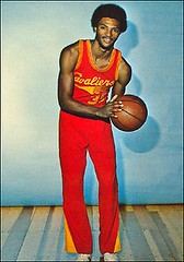 Jimmy Cleamons 1972 | by Cavs History