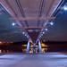 Stockton Infinity Bridge Underneath