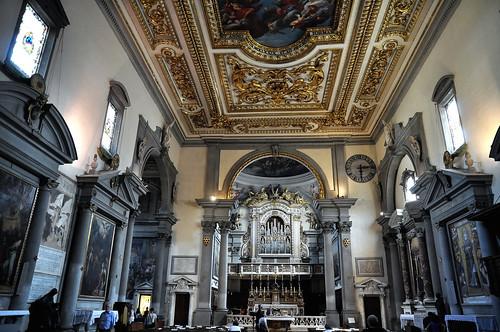 Церковь и монастырь Сан-Марко во Флоренции