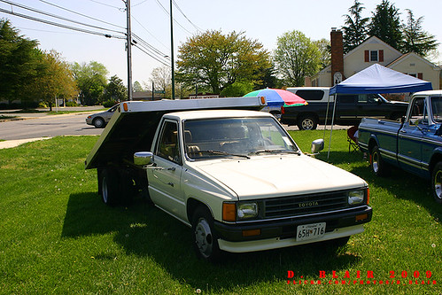 Toyota Dually Flatbed D Blair Flickr