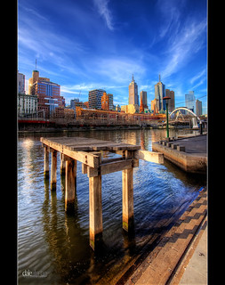 Old Pier on The Yarra - HDR | by Dale Allman
