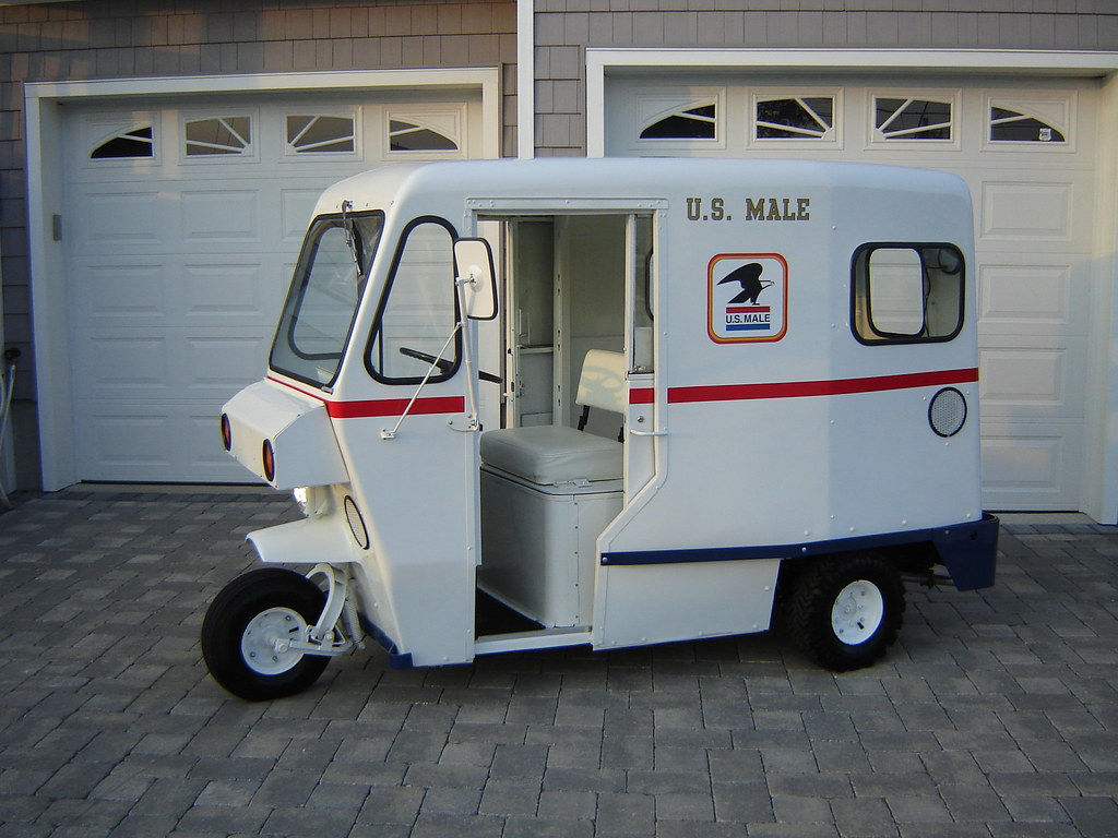 1964 Cushman Westcoaster MAILSTER FOR SALE from Sherman Oaks ...
