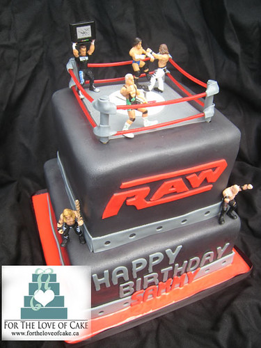 Image Result For Wwe Birthday Cakes Toppers