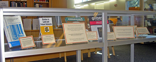 Study Aids Exhibit | by Seattle University Law Library