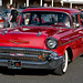 Red 57 Chevy
