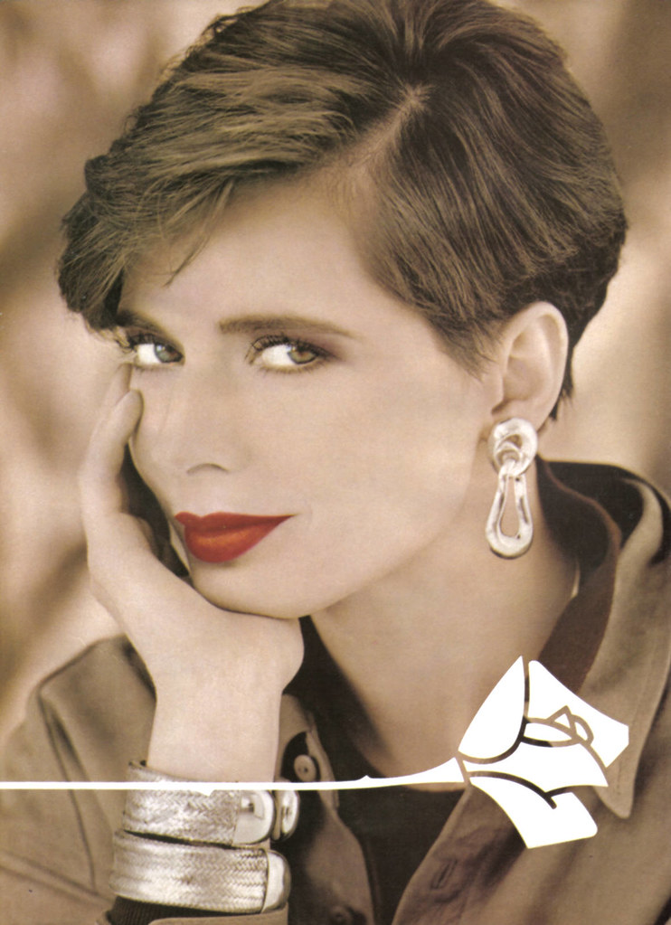 The Gallery For Gt Young Isabella Rossellini