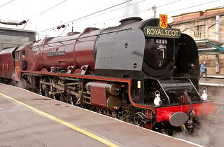 Duchess Of Sutherland 46233 | by lifeboat1721